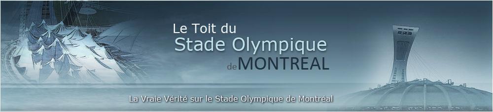 Le toit du Stade Olympique de Montréal